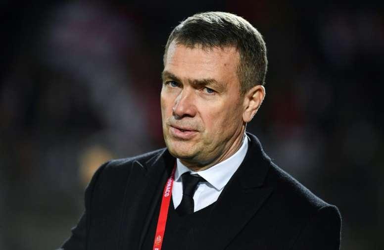 Petrov assure que Monaco va s'activer au mercato. AFP