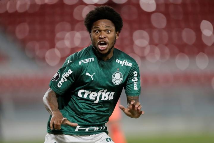 Luiz Adriano, qui a renversé quelqu'un récemment, positif au coronavirus. AFP