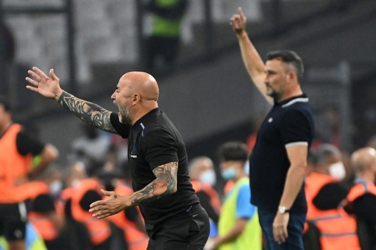 Jorge Sampaoli heureux du résultat et de la manière