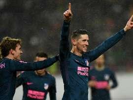 Torres cherche un club. AFP