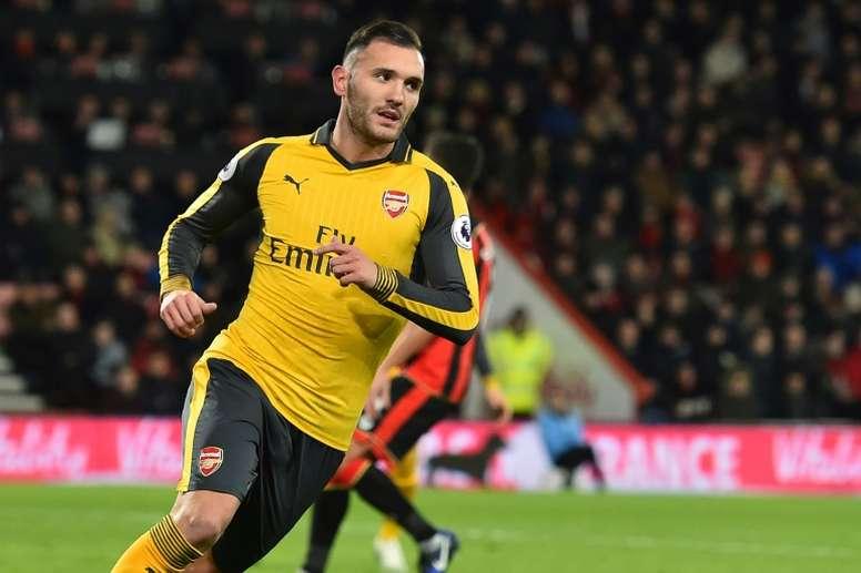 Pérez signe à West Ham. AFP