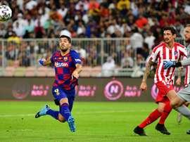 Suárez à l'Atlético ? AFP