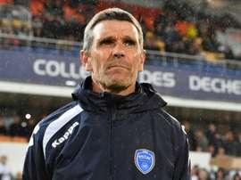 Jean-Louis Garcia pourrait revenir à Grenoble. AFP