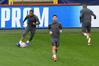 El fichaje de Messi ha tenido una gran repercusión económica en el PSG. AFP