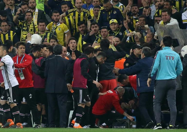 Turquie : Besiktas éliminé pour ne pas s'être présenté au match