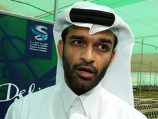 Le patron du Comité d'organisation du Mondial 2022. AFP