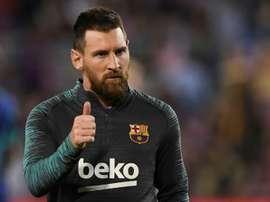 Les stades qui résistent encore à Messi. AFP