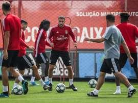 Benfica, le bon filon du foot portugais. AFP