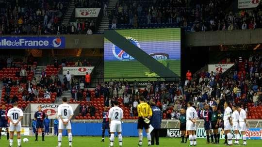 El Rapid de Bucarest consiguió el ascenso a Primera hace un año. AFP