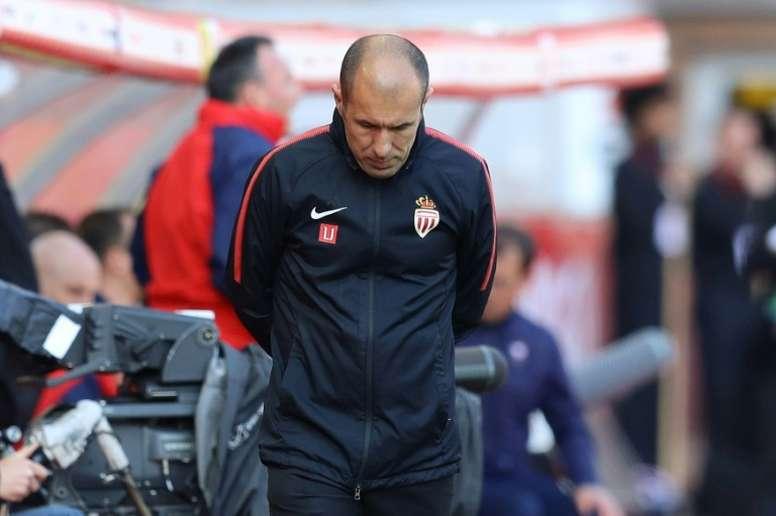 Jardim podría acabar entrenando al Milan. AFP