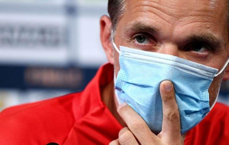Tuchel reclama fichajes al PSG. AFP