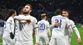 Lyon mostra as garras e derrota a Juve em casa. AFP