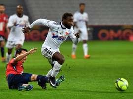 Amiens se débrouille bien en cette fin de saison. AFP