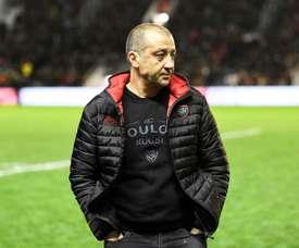Accord entre Boudjellal et le propriétaire du Sporting Toulon. AFP