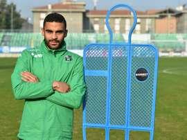 El delantero francés está firmando buenos números en el Sassuolo. AFP