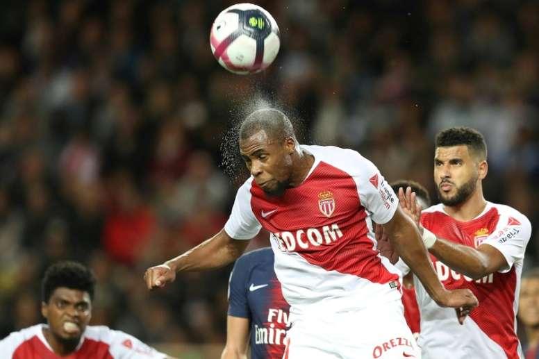 Sidibé pourrait signer à l'Inter cet été. AFP
