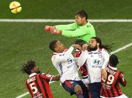 Benitez fait une excellente saison. AFP