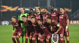 El Cluj gana la Liga Rumana más surrealista de la historia. AFP/Archivo