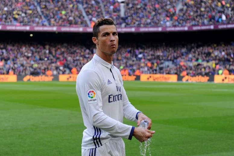 Cristiano Ronaldo has been accused of avoiding payments on €150 million of his earnings. EFE