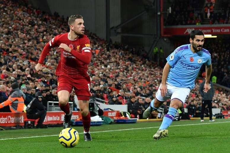 'Ce sera forcément quelque chose de différent' estime Henderson. AFP