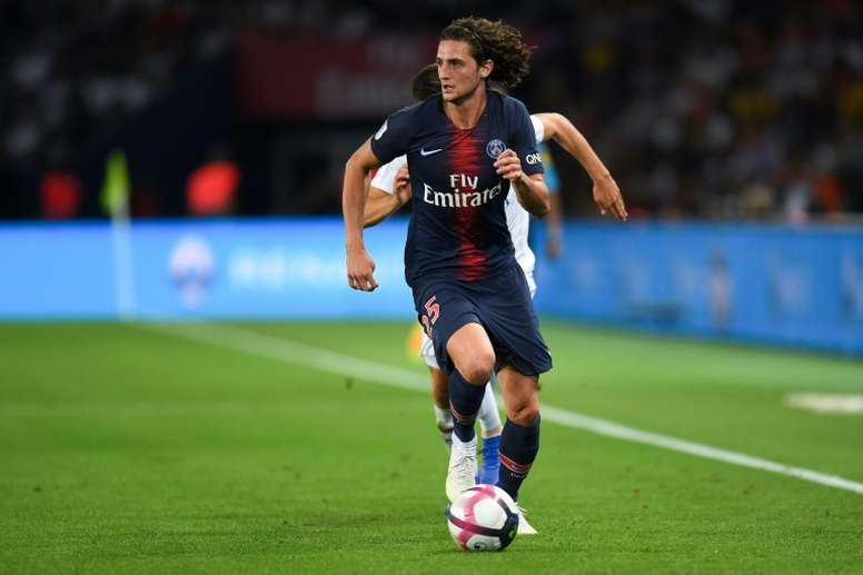 Rabiot serait très proche du Real Madrid. AFP