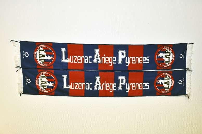 El Luzenac tuvo vetada la Ligue 2 hasta ahora. AFP/Archivo