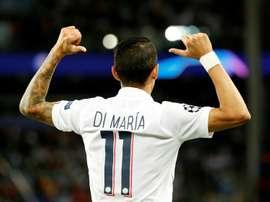Les 4 nominés pour le titre de joueur de la semaine en Champions League. AFP