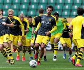 Com problema no tendão de aquiles, Mats Hummels pode ser desfalque. AFP
