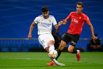 Madrid y Mallorca apoyaron a La Palma. AFP