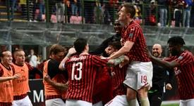 Le Milan pourrait être vendu... à Louis Vuitton ! AFP