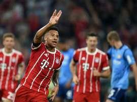 Victoria del Bayern. AFP