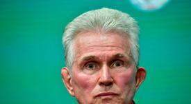 Jupp Heynckes restó importancia al hecho de despedirse con una derrota en la final copera. AFP