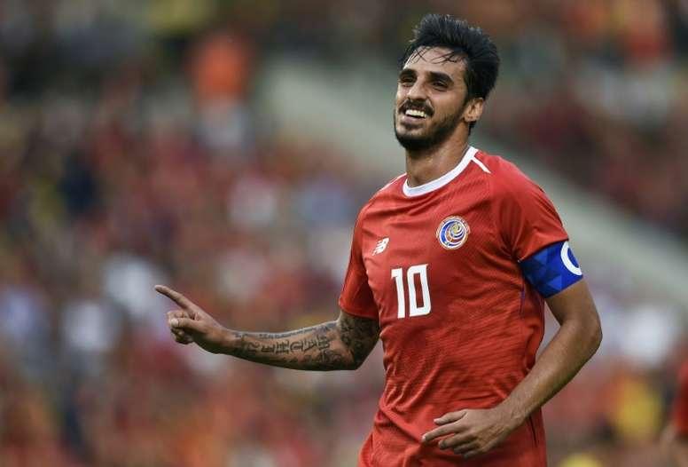 Ruiz habló sobre la salida de Matosas. AFP
