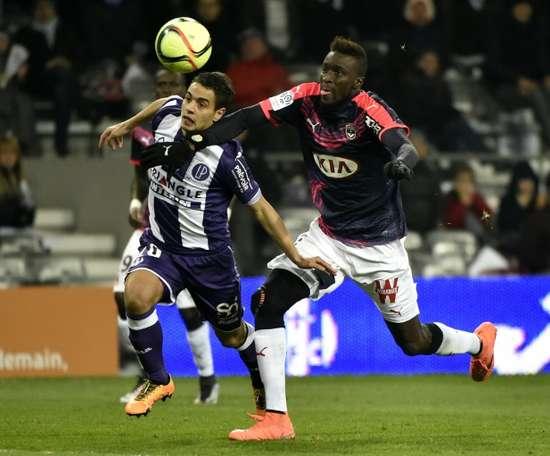 Lamine Sané cambia la Ligue 1 por la Bundesliga. AFP