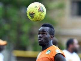 Tioté falleció de manera repentina el pasado lunes. AFP