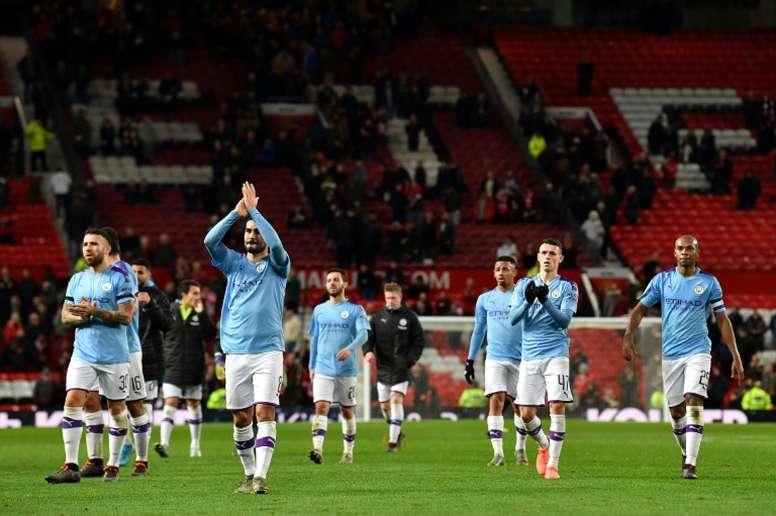 El City sabrá antes de que comience la próxima temporada qué ocurrirá en ella. AFP/Archivo