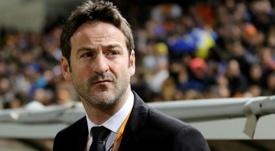 El ex jugador Christiansen trató de aclarar el lío de la Liga Belga. AFP