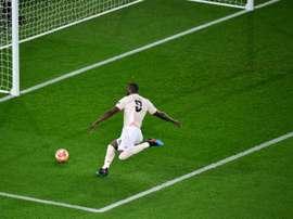 Inter busca acerto por Lukaku. AFP