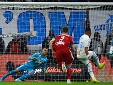 Lyon-Marseille le 12 février, comme Dijon-PSG. AFP