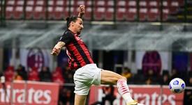 Zlatan Milan dépasse Zlatan Inter. AFP
