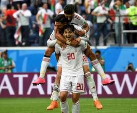 Arsenal prêt à faire une offre pour le 'Messi iranien'. AFP