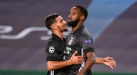 Moussa Dembélé llegará al Atlético. AFP