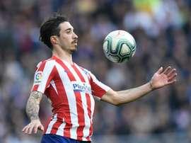 Vrsaljko recebeu uma nova chance de Simeone. AFP