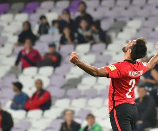 Urawa Reds terminam na quinta colocação. AFP