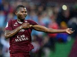 Les compos probables du match de Ligue 1 entre Angers et Metz. AFP