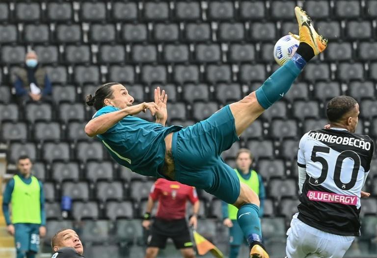 Une saison de plus pour Ibrahimovic — AC Milan