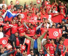 Túnez estará en el próximo Mundial. AFP