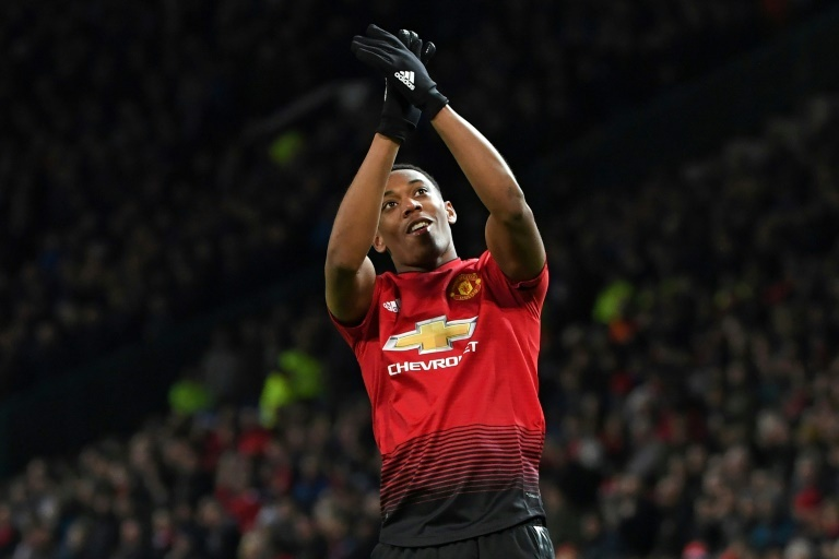 EPL: Chelsea give condition for signing Martial from Manchester United