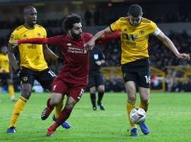 Liverpool éliminé de la FA Cup. AFP