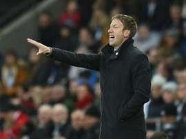 Graham Potter nommé entraîneur de Brighton. AFP